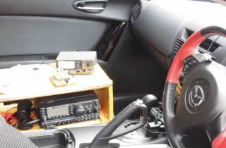車の無線機