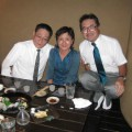 東京で食事会