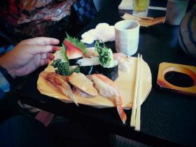 上寿司 1,700円